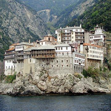 7 days cruise to Chalkidiki -Holy Mountain