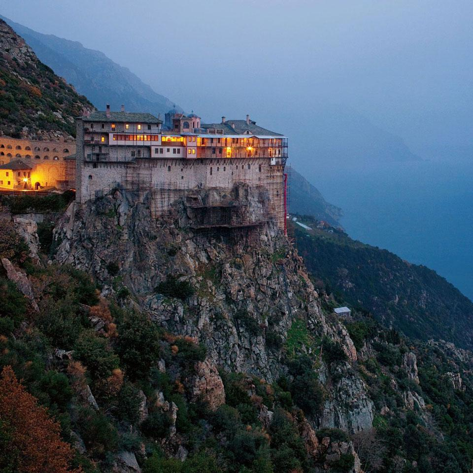 Special Interest Tour in Mount Athos Area