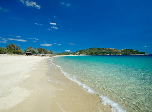 Island Ammouliani Cruise