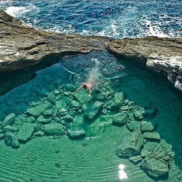 6 days cruise to Thassos island & Chalkidiki – Blue & Green