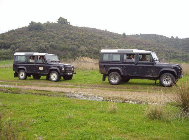 Jeep Safari  Sithonia