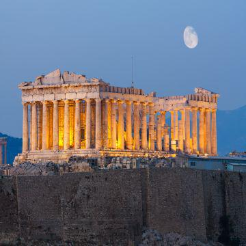 Athens (City Tour – Piraeus – Acropolis)