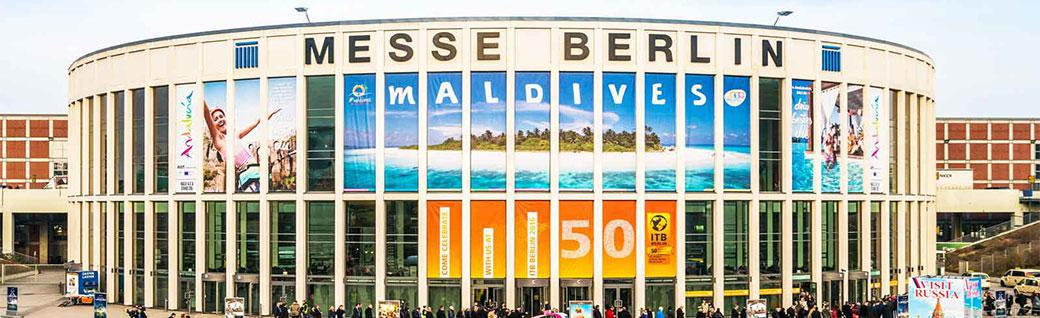 Meet us at ITB in Berlin, 7-11 March