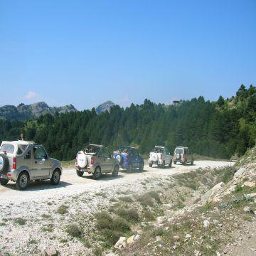 Jeep Safari Thassos