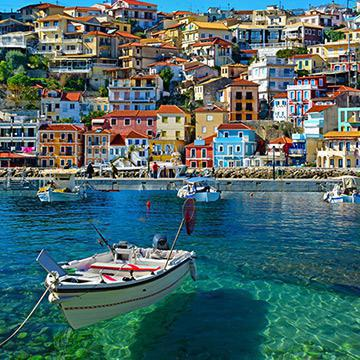 7 days cruise to Ionian Islands- Io's Sea