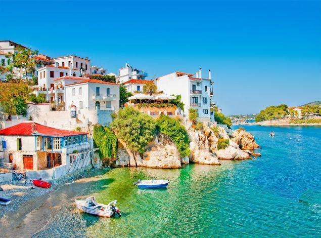 Skiathos Island Cruise